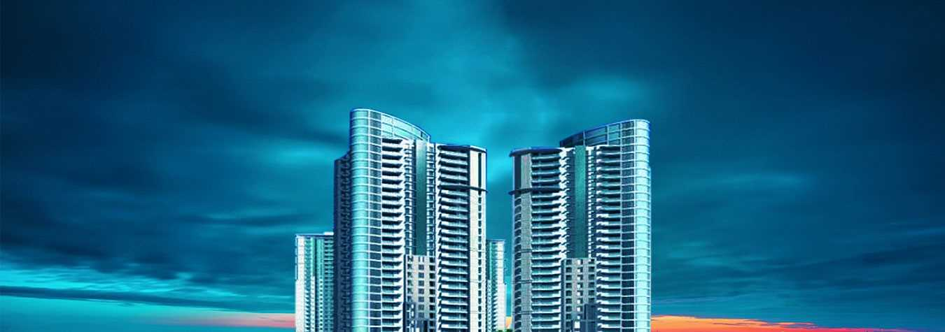 Supertech Hill Town in Delhi. New Residential Projects for Buy in Delhi hindustanproperty.com.