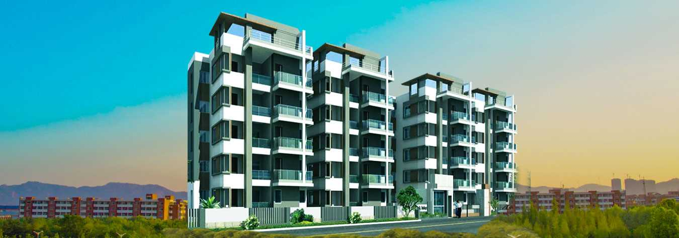 ARK Cloud City in Bangalore. New Residential Projects for Buy in Bangalore hindustanproperty.com.