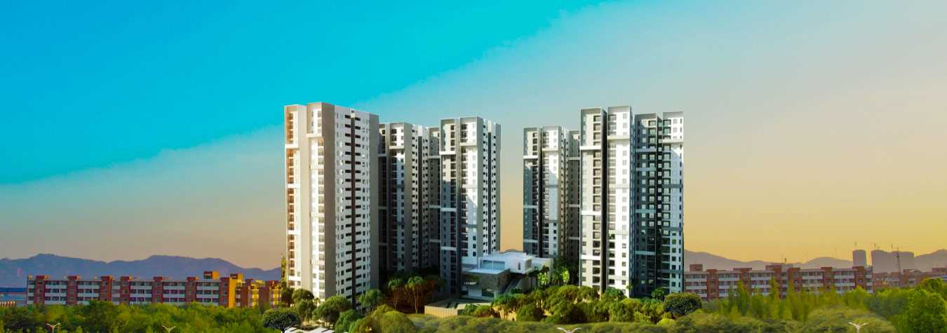 sobha Silicon Oasis in Bangalore. New Residential Projects for Buy in Bangalore hindustanproperty.com.