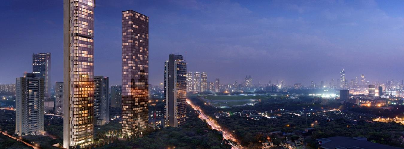 Provenance Four Seasons Private Residences in Worli. New Residential Projects for Buy in Worli hindustanproperty.com.