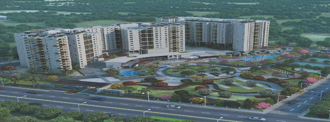 Century Breeze in Jakkur. New Residential Projects for Buy in Jakkur hindustanproperty.com.