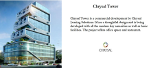 chrysal tower, chrysal leasing solutions
