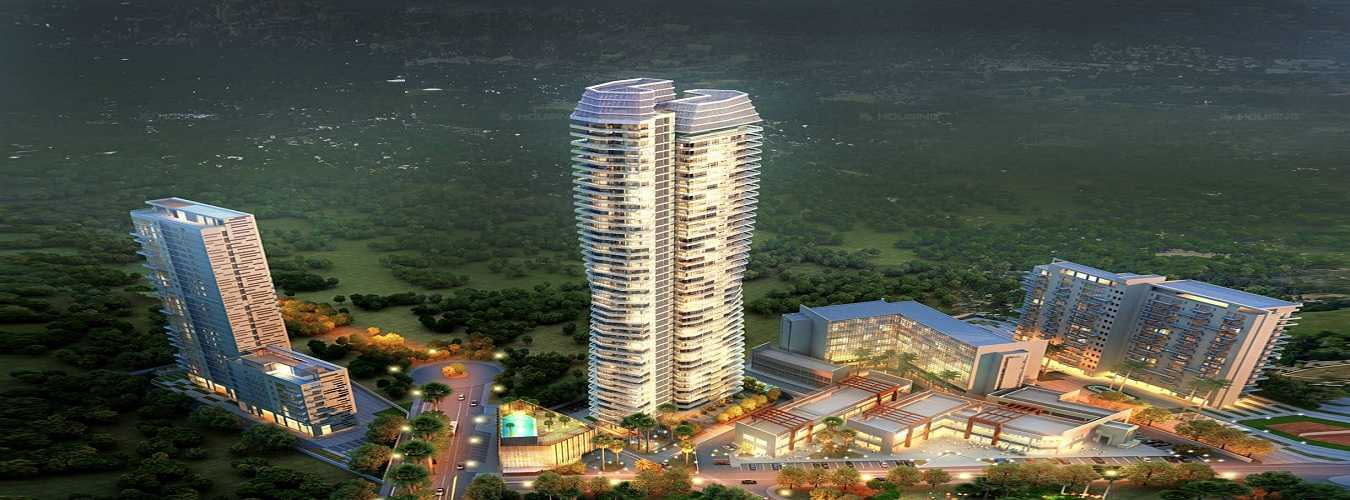 Paras Quartier in Delhi. New Residential Projects for Buy in Delhi hindustanproperty.com.
