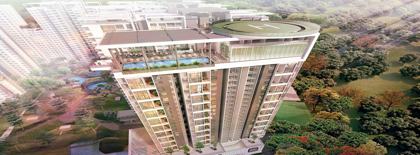 Bhartiya City Nikoo Homes in Bangalore. New Residential Projects for Buy in Bangalore hindustanproperty.com.