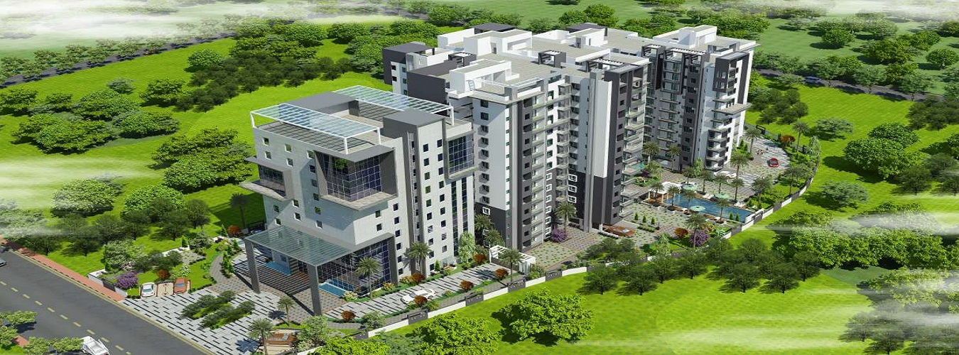 Keerthi Surya Shakti Towers in Hoodi. New Residential Projects for Buy in Hoodi hindustanproperty.com.